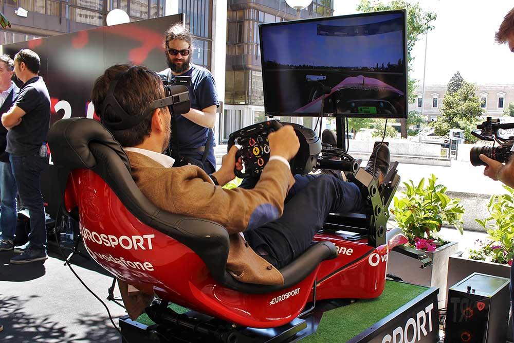 eSports en AutoRacing Madrid, salón del automóvil de competición y karting