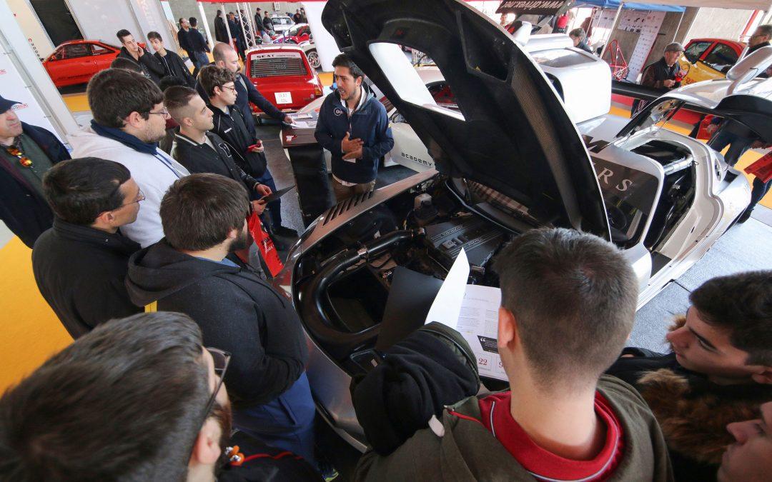 RacingAuto será la mayor exposición dedicada al automovilismo de competición en España