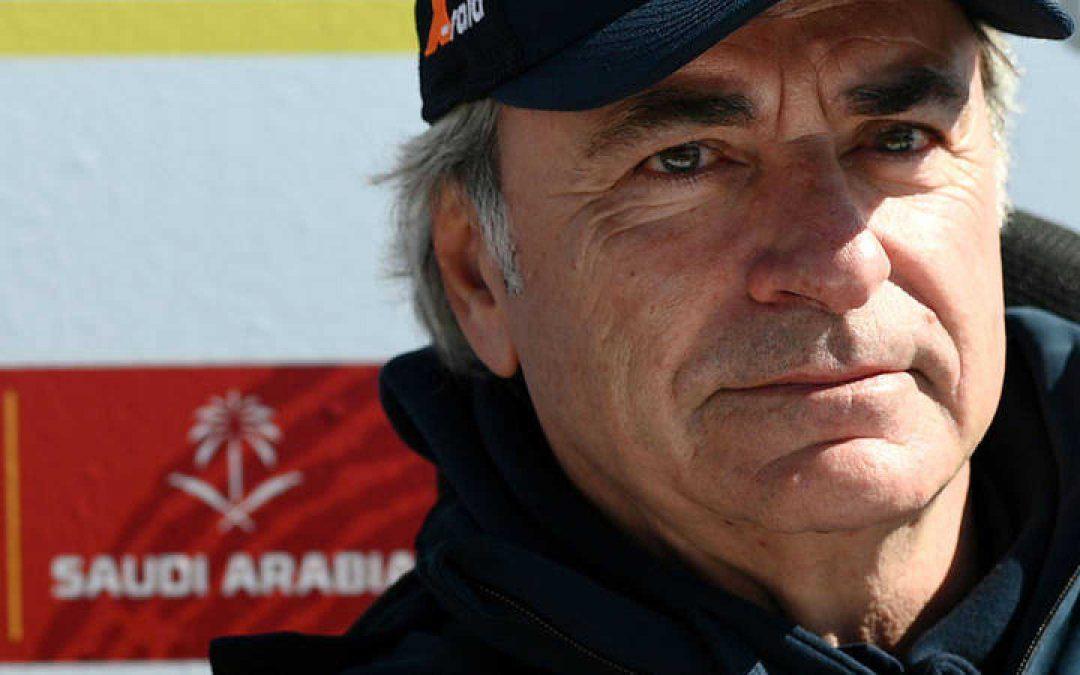 RacingAuto celebra con Carlos Sainz el 30 aniversario de su primer título mundial