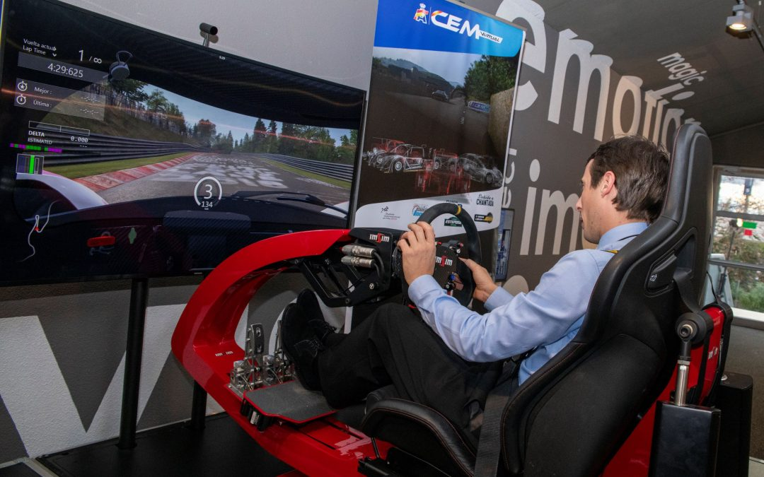 Automovilismo virtual ¿juegas?